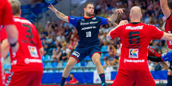 Weiter im Handball aktiv