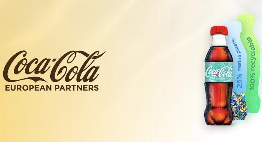Coca-Cola will weg von Einweg-Plastik
