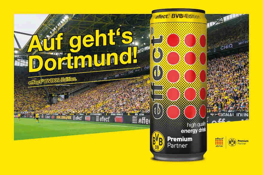 Dose für BVB-Fans