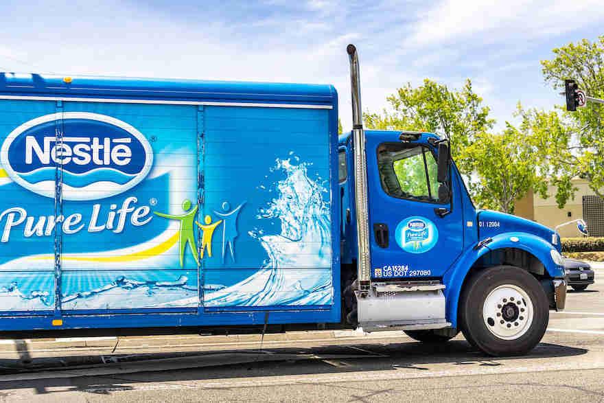 Nestlé nimmt Sprudler ins Visier