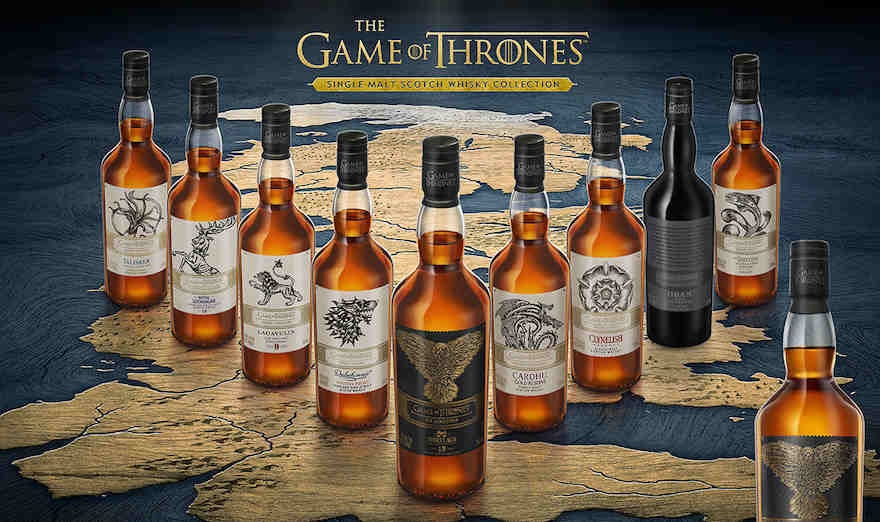 Game of Thrones-Edition komplettiert