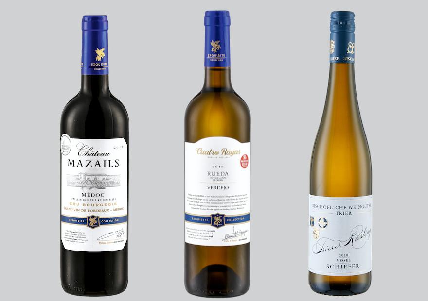 Aldi Süd baut Weinangebot weiter aus