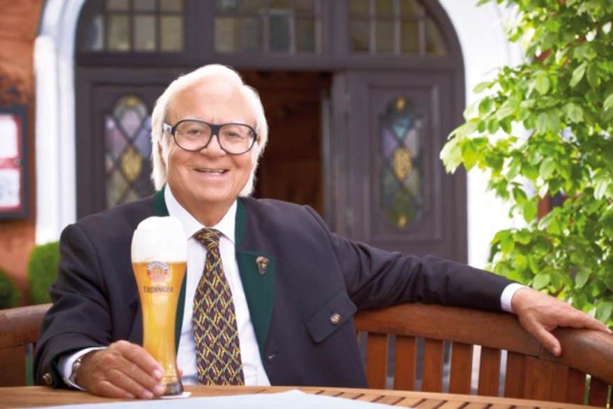 Werner Brombach wird 80