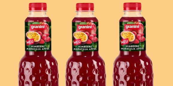 neue Sorte granini trinkgenuss