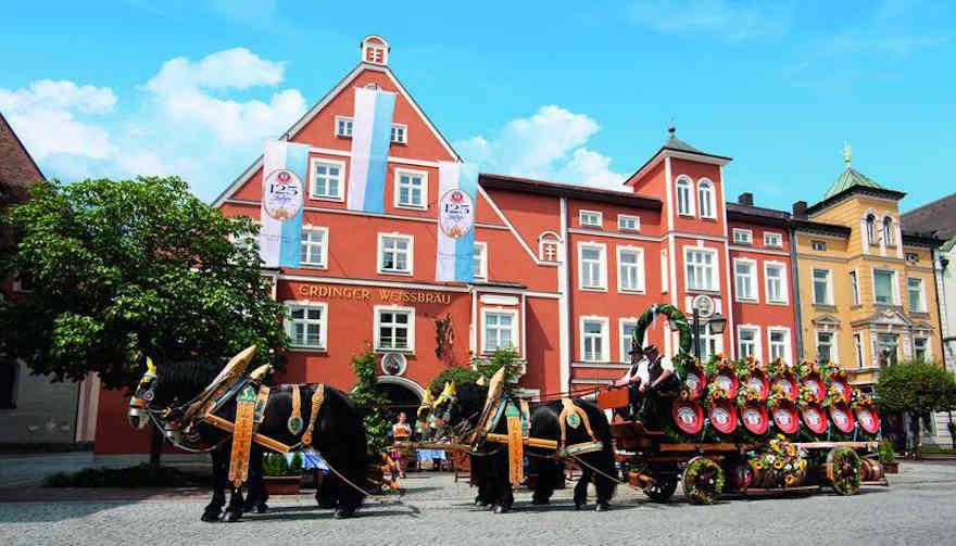 Stammhaus Erdinger Weißbräu