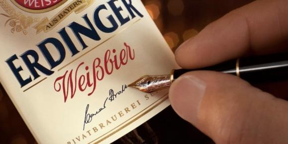 Erdinger: Weißbier-Marktführer mit beachtlicher Bilanz