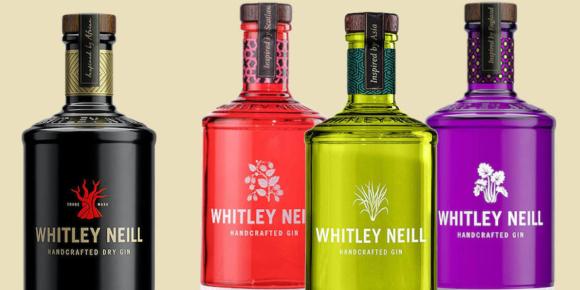 Whitley Neill geht an Start-up