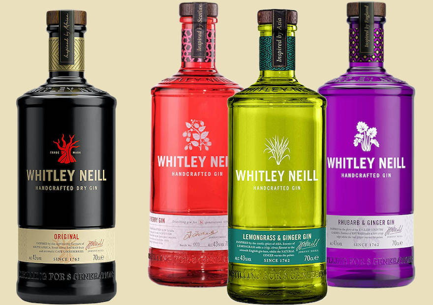 Whitley Neill geht an Start-up