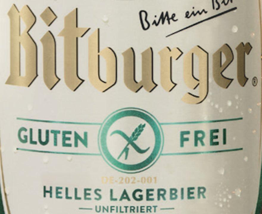 Bitburger launcht glutenfreies Bier 1