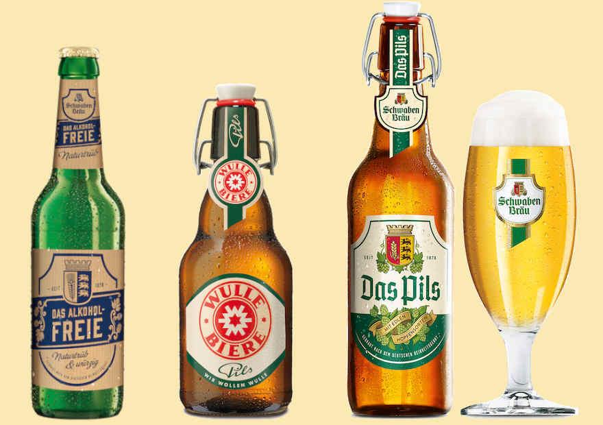 Drei neue Biere im Gepäck