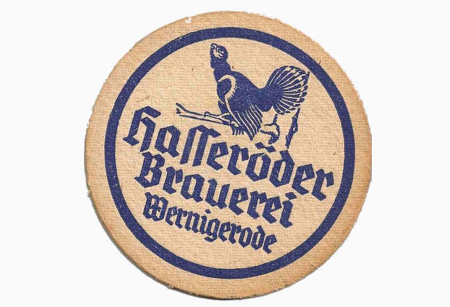 Bierdeckel Hasseröder Brauerei