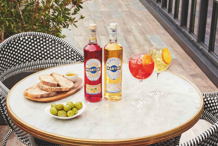 Martini jetzt auch alkoholfrei