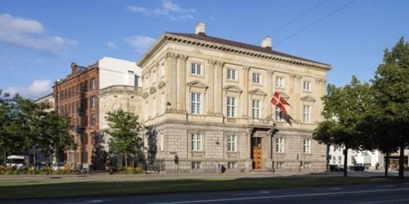 Gebäude der Carlsberg-Stiftung