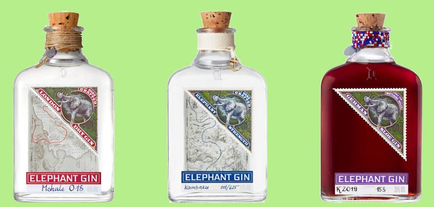 Elephant Gin ins Portfolio integriert
