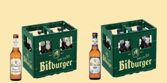 Bitburger bringt neuen Kasten