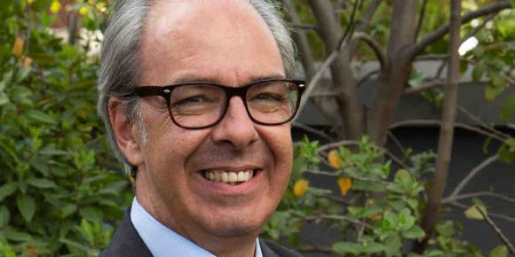 David Cuenca wird Europachef