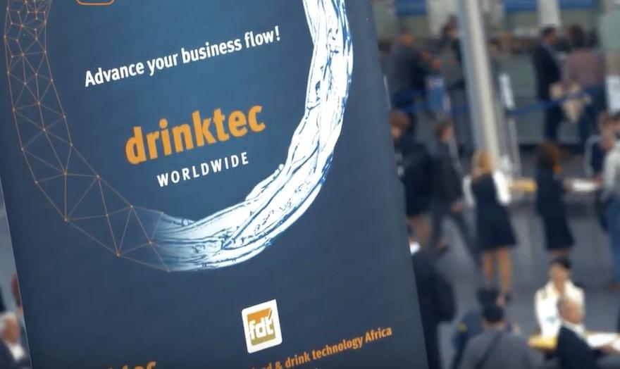 Drinktec 2021 in Oktober verschoben