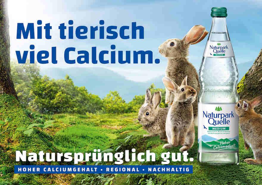 Kampagne Naturpark Quelle