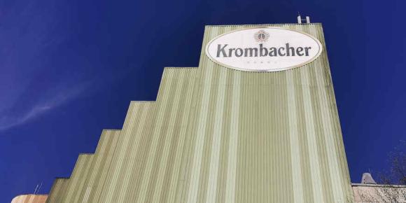 Krombacher unterstützt Rotes Kreuz