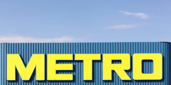 Metro öffnet Märkte