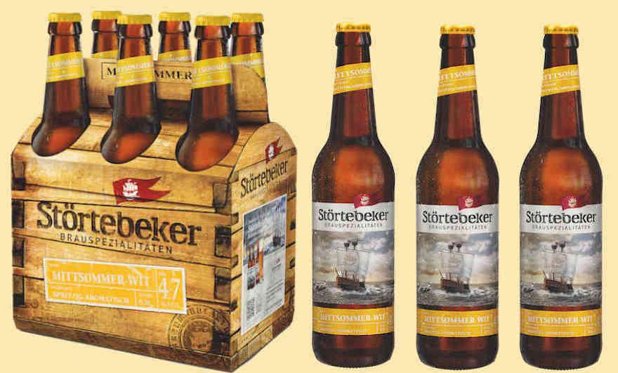 Neues Bier online verkosten