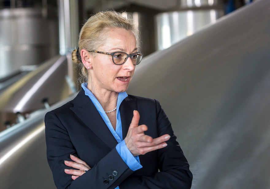Pia Kollmar steigt in Geschäftsführung ein