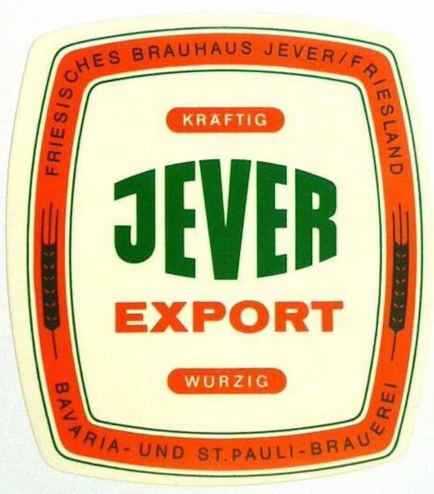 1960er-Friesland-Jever-Export