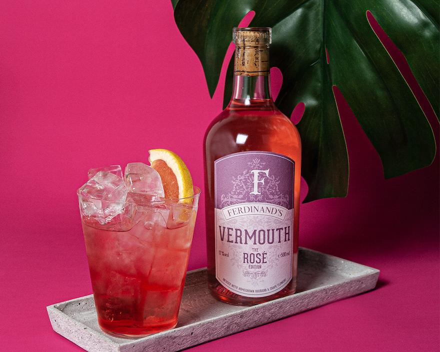 Vermouth jetzt auch als Rosé