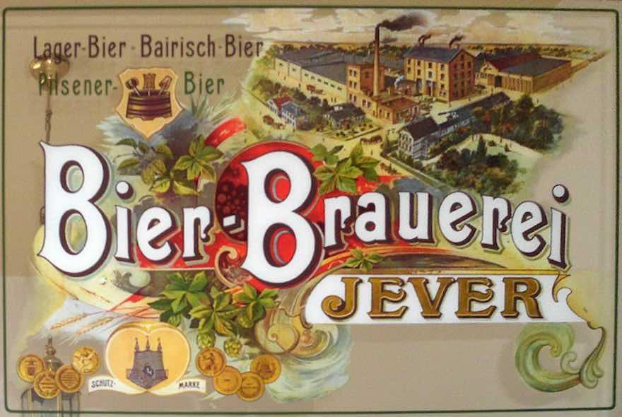 Jever-Altes-Reklamebild-Spiegel