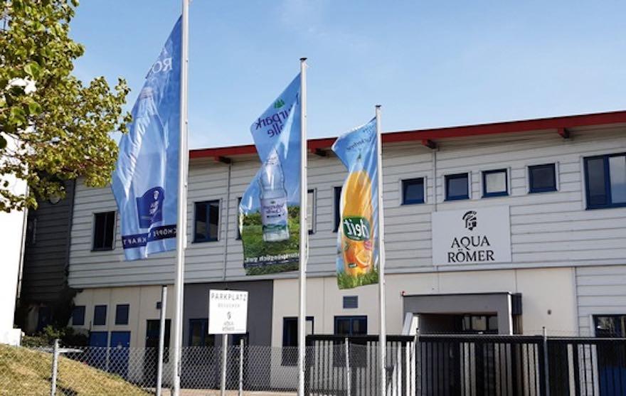 Aqua Römer stellt sich nach Umzug neu auf