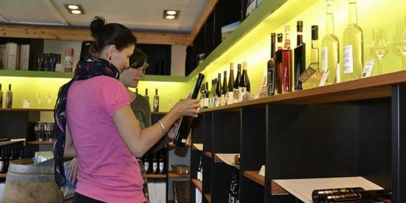 Deutsche Weine in der Krise gefragt