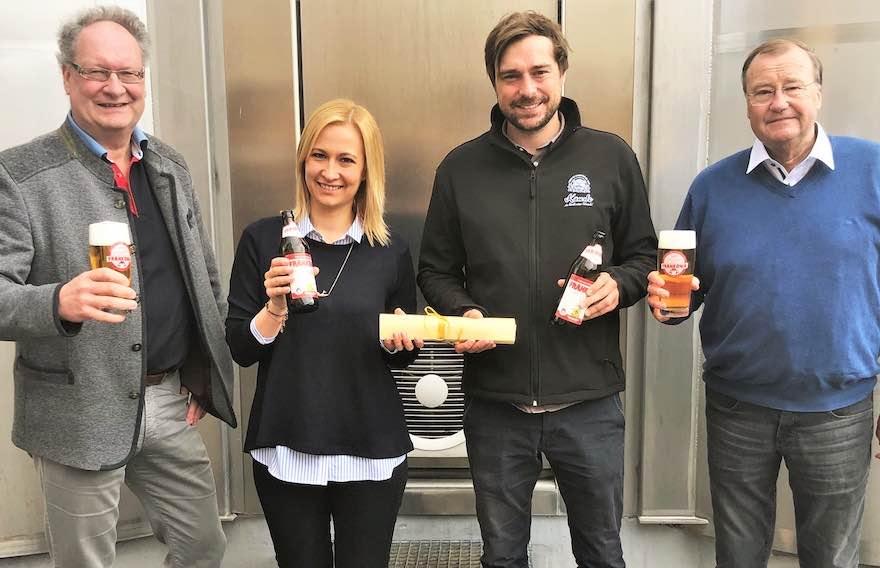 "Kauzen Bräu übernimmt ""Frankonia"""