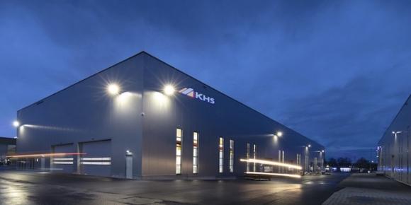KHS investiert in Dortmund