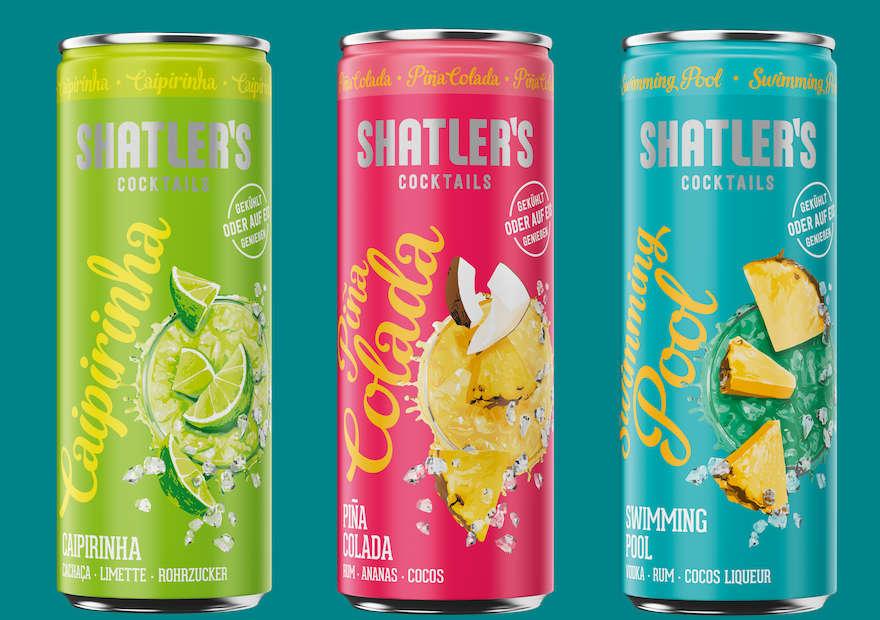 Shatler's neu positioniert