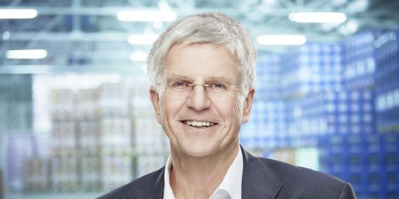 Dr. Karl Tack, Vorsitzender des Verbands Deutscher Mineralbrunnen (VDM) und Gesellschafter und Mitglied des Beirats der Rhodius Mineralquellen und Getränke.