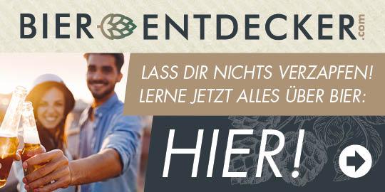 Werbeanzeige Gefako-Bierentdecker