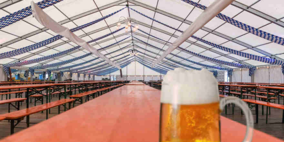 Bierabsatz bleibt im Keller