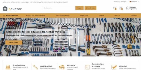 Erster freier Online-Marktplatz gegründet