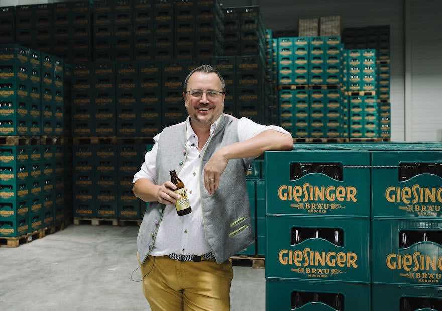 Giesinger eröffnet zweiten Standort