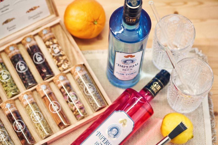 Gin-Tonic-Sets zu gewinnen