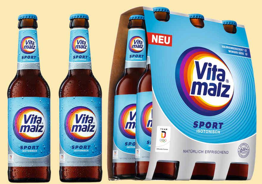 Krombacher launcht Vitamaz Sport