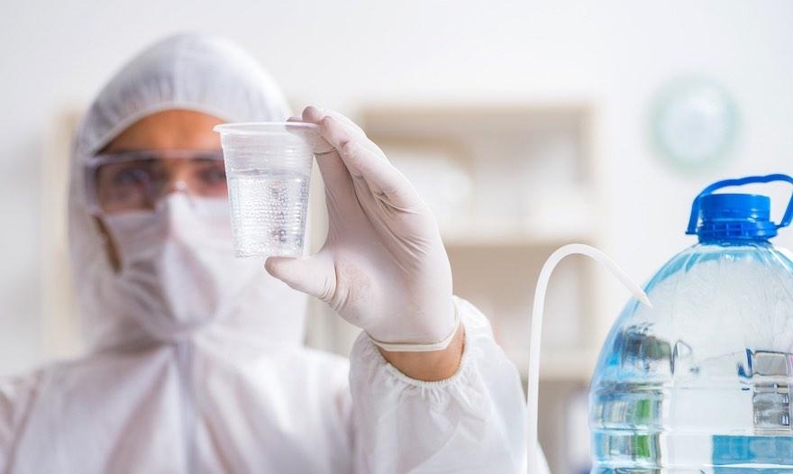 """""""Mineralwasser willkürlich abgewertet"""""""