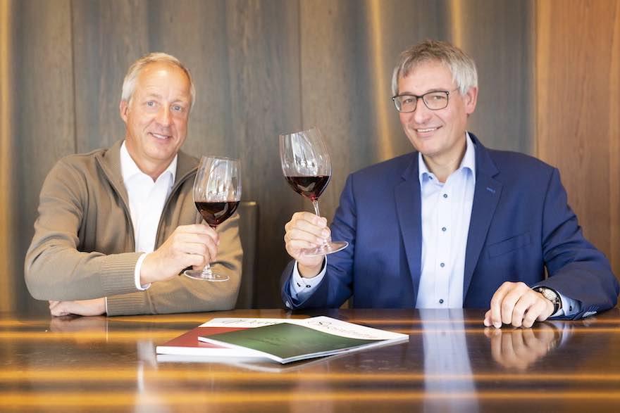 Schlumberger spendiert Weintraining