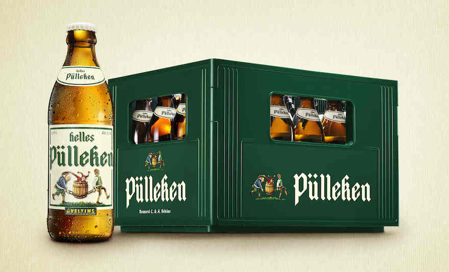 Veltins bei Pülleken teilweise  out of stock