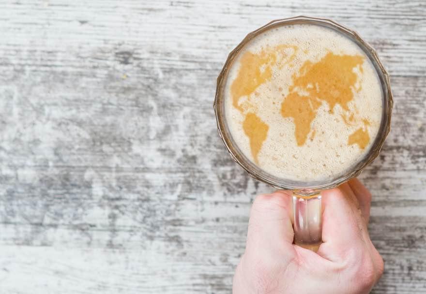 Weltweit wird wieder mehr Bier getrunken