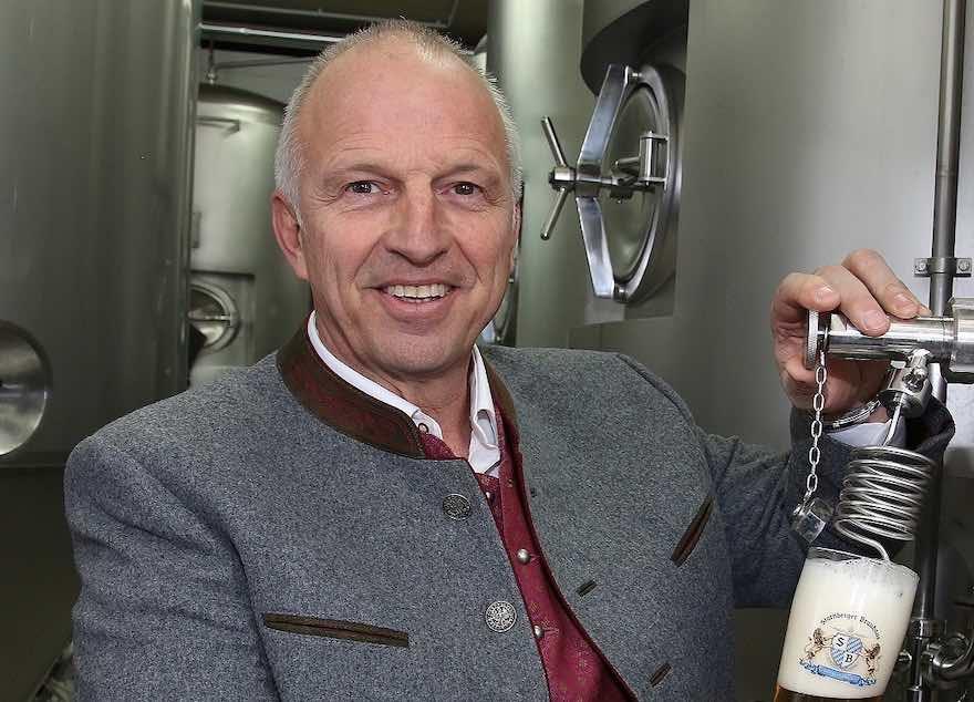 Florian Schuh, Inhaber Starnberger Brauhaus