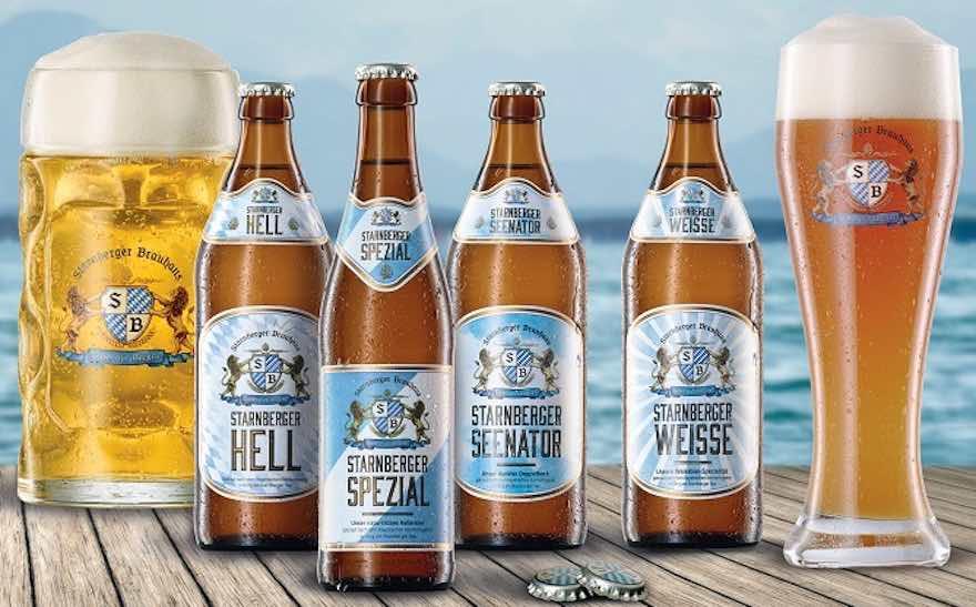 Die Biere des Starnberger Brauhauses