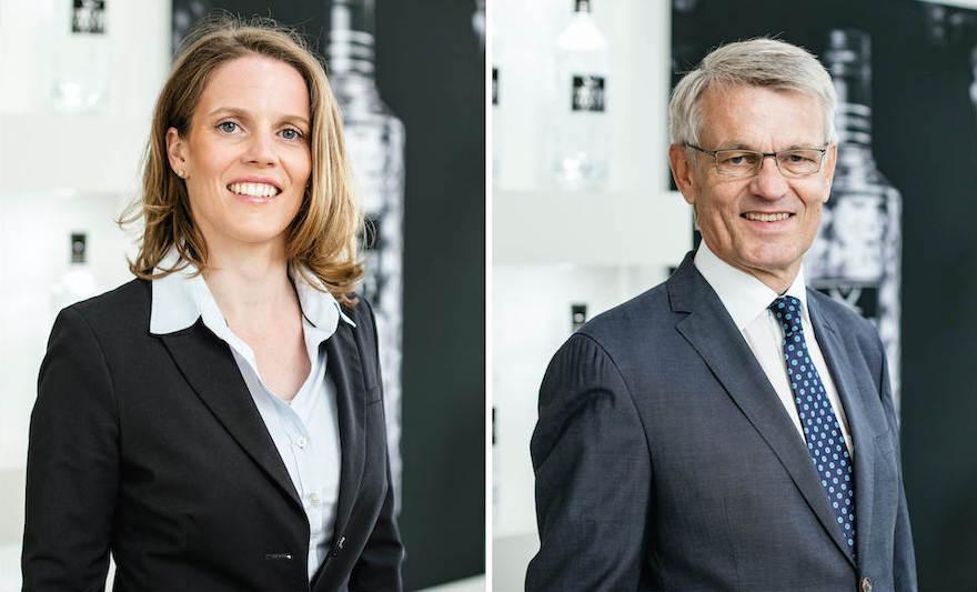 Katharina und Friedrich Schwarze