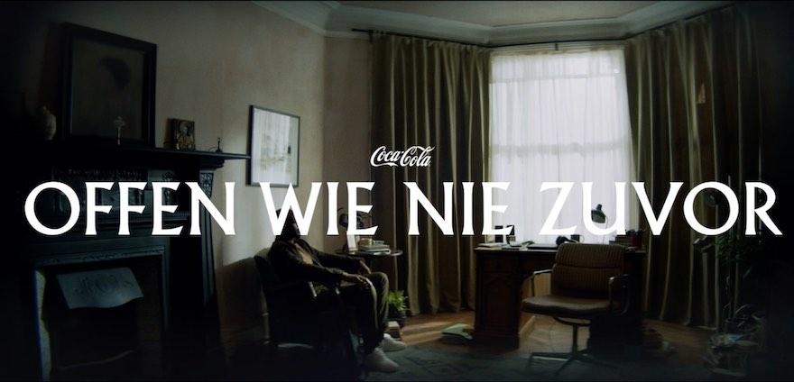 Coca-Cola taucht wieder auf