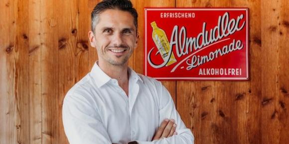 Horak leitet Gesamtverkauf bei Almdudler
